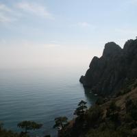 Бухта Караул-Обы