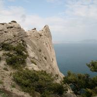Вершина горы Орёл